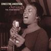 Couverture de l'album Ernestine Anderson Swings the Penthouse