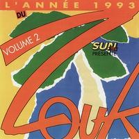 Cover of the track L'Année Du Zouk, Vol. 2