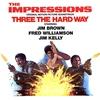 Couverture de l'album Three the Hard Way (Original Motion Picture Soundtrack)