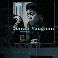 Cover of the track Desert Island Disks: Sarah Vaughan