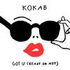 Couverture de l'album Got U (Ready or Not) - Single