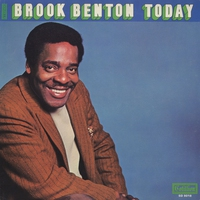 Cover of the track Brook Benton Today