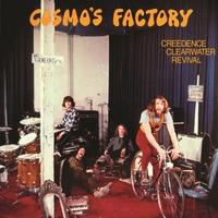 Couverture du titre Cosmo's Factory