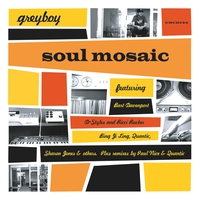 Cover of the track Soul Mosaic