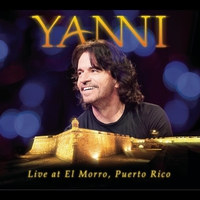 Cover of the track Live at El Morro, Puerto Rico