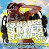 Couverture de l'album Drum & Bass Summer Slammers 2010