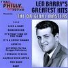 Couverture de l'album Len Barry's Greatest Hits - the Original Masters