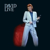 Couverture de l'album David Live