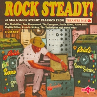 Cover of the track Rock Steady! (Disc 2)