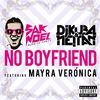 Couverture du titre No Boyfriend (radio vocal mix)