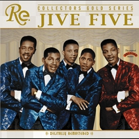 Cover of the track Collectors Gold Series: The Jive Five