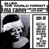 Couverture de l'album Blues the World Forgot: 1924-1928
