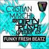 Couverture de l'album Funky Fresh Beatz - Single