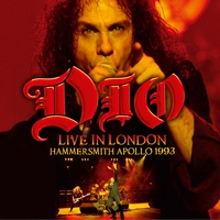 Cover of the track Live in London: Hammersmith Apollo 1993