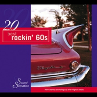 Cover of the track 20 Best of Rockin 60's (Original Artist Re-Recording)
