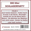 Cover of the album Die 60er Schlagerparty, Folge 2