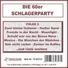 Couverture de l'album Die 60er Schlagerparty, Folge 2