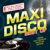Couverture de l'album Maxi Disco Hits - Best Of