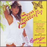 Cover of the track Soca Butterfly