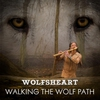 Couverture de l'album Walking the Wolf Path - Single