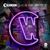 Couverture de l'album Flatline (feat. Wretch 32) [Diemantle Remix] - Single