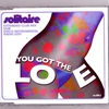 Cover of the track You Got the Love (radio edit)