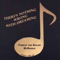 Cover of the track Theres Nothing Wrong With Dreaming