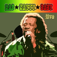 Cover of the track Ras Natty Baby (Live Version)
