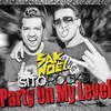 Couverture du titre Party On My Level
