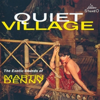 Couverture du titre Quiet Village