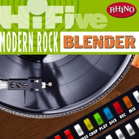 Couverture du titre Rhino Hi-Five: Modern Rock Blender - EP