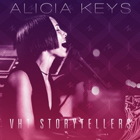 Cover of the track VH1 Storytellers: Alicia Keys (Live)