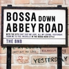 Cover of the album Bossa Down Abbey Road