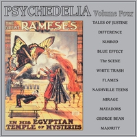 Couverture du titre Psychedelia, Volume Four: The Great Ramses In His Eqyptian Temple of Mysteries