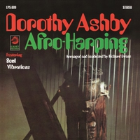 Cover of the track Afro-Harping