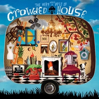 Cover of the track The Very Very Best of Crowded House