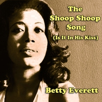 Cover of the track Shoop Shoop Song (It's in His Kiss) - EP