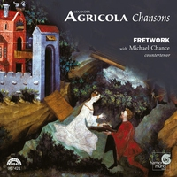Couverture du titre Agricola: Chansons