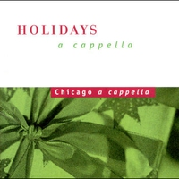 Cover of the track Holidays a Cappella Live