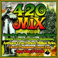 Cover of the track 420 Mix