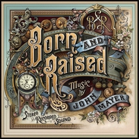 Cover of the track Born and Raised