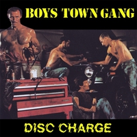 Cover of the track Disc Charge