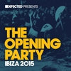 Cover of the album Defected Presents: The Opening Party Ibiza 2015