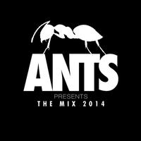 Couverture du titre Ants Presents The Mix 2014