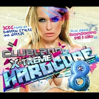 Cover of the track Clubland X-Treme Hardcore 8