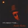 Couverture de l'album It's About Time