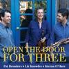 Cover of the album Open the Door for Three