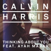 Cover of the track Thinking about you