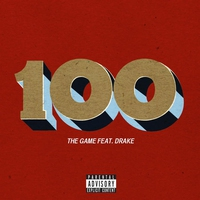 Cover of the track 100 (feat. Drake) - Single