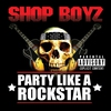 Cover of the album Party Like a Rockstar - Single